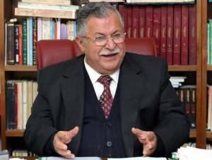 Президент Джаляль Талабани один из наиболее популярных политиков на Ближнем Востоке