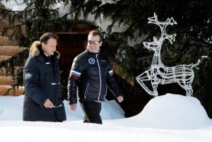 Медведев не считает «магнитские» и «антимагнитские» законы препятствием для экономического развития