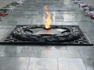 Российские Вечные огни думцы предлагают поставить на охрану