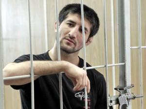 Условно осужденный самбист убийца Расул Мирзаев снова выступает