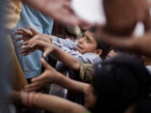 Число беженцев в Сирии превысило 1 миллион