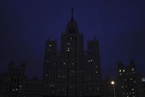 Кремль, Дом Правительства и ещё 86 здания Москвы останутся без света