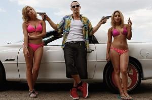 Франко «сделал» фильм «Отвязные каникулы»