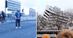 Создатель вирусного видео Harlem Shake извинился за использование образов землетрясения в Крайстчерче.