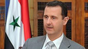 Башар Асад жив