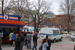 Полиция ищет белгородского стрелка