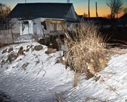 В Нижегородской области три здания «засосало» под землю