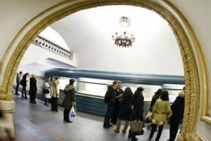 В московском метро одновременно произошло два самоубийства