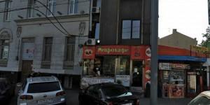 Взрыв в центре Москвы, пострадали два человека