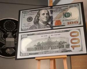 США введут новые 100-долларовые банкноты