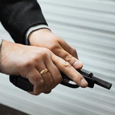 В России завершилась акция за легализацию короткоствола