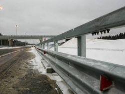 В Санкт-Петербурге утечка жидкого кислорода перекрыта автотрасса