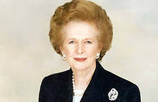 Умерла легендарная Маргарет Тэтчер