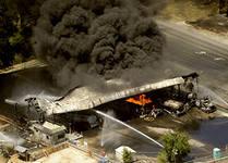 В Техасе взорвался химический завод