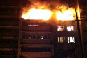В Москве взорвался жилой дом