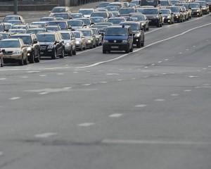 Активист движения автовладельцев отказался пропустить замминистра внутренних дел РФ