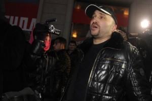 Активиста ФАР задержали за наезд на инспектора