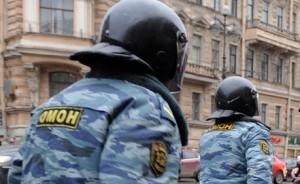 Двадцать человек задержано в Петербурге после первомайского митинга