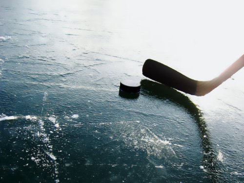Экс и ИО губернатора Московской области сыграли в хоккей в одной команде