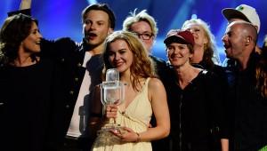 Хрустальный микрофон «Евровидения» едет в Данию