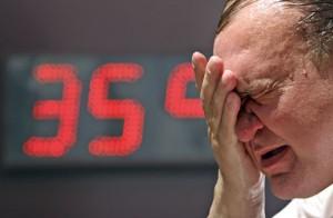 Москва бьет температурные рекорды