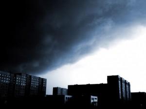 Москва готовится к шторму