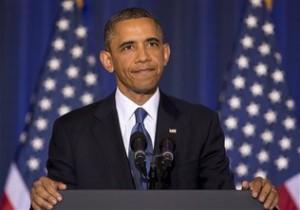 Обама во второй раз обратился к выпускникам Военно-Морской Академии