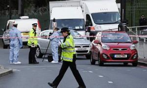 Очевидцы рассказывают подробности убийства солдата в Лондоне