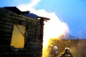 Пожар в частном доме в Екатеринбурге есть погибшие