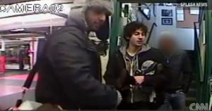 Тамерлан Царнаев изменил внешность перед терактом