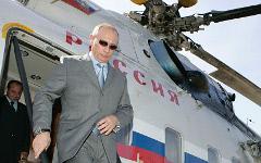 У Путина появилась своя вертолётная площадка в Кремле