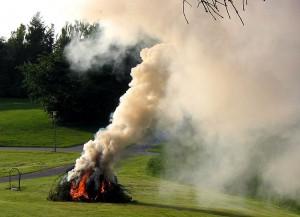 В задержании «борца с дымом» из Смоленской области участвовало 700 полицейских и спецвойска
