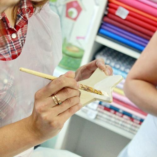 Ручная работа – радость творчества