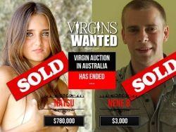 Австралии «Требуются девственники»