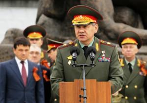 Федеральное военно-мемориальное кладбище открыто в России