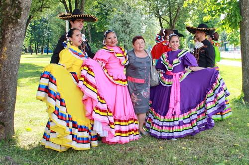 Фестиваль искусств «Садко» - за пять минут от Грузии до Мексики