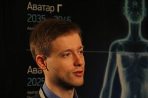 Русский миллиардер Ицков обсудил с учёными вопрос бессмертия