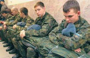 С 1 августа в российскую армию призовут отслуживших за рубежом