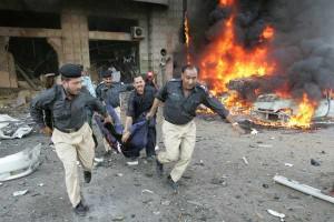Террористы атаковали пакистанский город Кветта