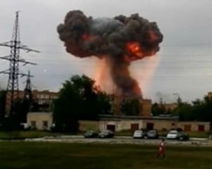 В Самарской области продолжают греметь взрывы