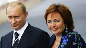 Владимир и Людмила Путины никогда не венчались