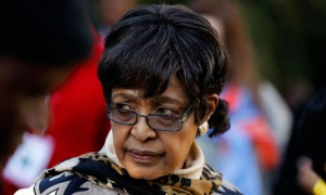 Члены семьи Мандела были замечены в больнице