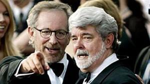 """Технологии вызвали """"большой взрыв"""" в киноиндустрии: Стивен Спилберг и Джордж Лукас"""