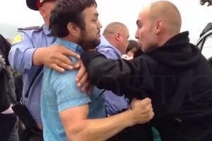 Избивший полицейского дагестанец, принял сотрудника угрозыска за бандита