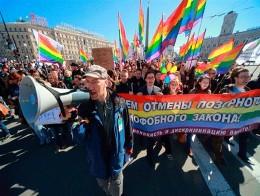 ЛГБТ-сообщество отметит начало Олимпиады гей-парадом