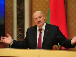 Президенты меряются уловом Лукашенко выигрывает