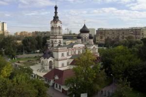 В Москве ограблена церковь