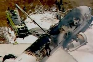 Boeing 777 авиакомпании Asiana Airlines разбился в Сан-Франциско