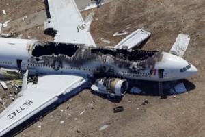 За штурвалом разбившегося Боинга 777 находился стажёр