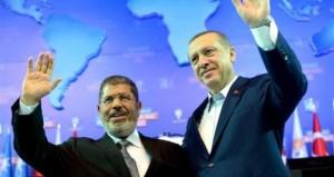 """Эрдоган видит """"Мурси президентом Египта"""""""